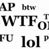 ネット上でよく見かける「www」というネットスラング表現!英語圏では使えないという真実!知ってた!?