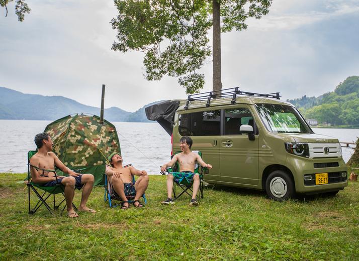 キャンプがもっと楽しくなる、テントサウナ初体験! 大自然の中で「ととのう」