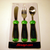 Snap-on Cutlery Set