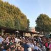 パリの晩夏を楽しむ ラ・ジャベルのアウトドアバー