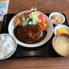 🚩外食日記(7)    宮崎ランチ       🆕「お食事処  ちよ」より、【ハンバーグ定食】‼️