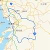 R熊本 BRM511 和水300km 九州道路最高地点