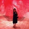 森美術館の「塩田千春展 魂がふるえる」に、ドキドキが止まりません