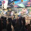 今では絶滅寸前、花園神社の大酉祭で見世物小屋を見てきた。