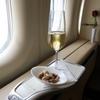 ルフトハンザ航空717便ファーストクラス搭乗記3 ~フライト~