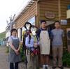nobuさんと剱遊山 行ってらっしゃい!