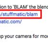 【Blender】Blamアドオンによる写真に合わせたレンズの設定方法