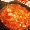 田町で韓国料理〜味噌チゲといえども結構辛いぞの巻〜