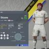 FIFA20、キャリアモード(選手)、リアリズムModの組み合わせ。
