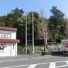 健軍神社横の火の見櫓