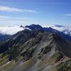 高山は秋・登山の良い季節