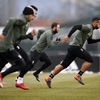 【招集メンバー】 2017/18 UEFA CL R.16 2nd Leg トッテナム対ユベントス