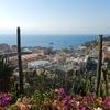 2019年9月 エミレーツ航空・ファーストクラスで行くモナコ&ニース旅行 旅行記⑧ 5日目前半 〜 モナコ外来植物園からの展望もお薦めです。 ~