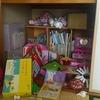 【子どもと片付け】押入れの次女おもちゃコーナーの大掃除と整理整頓