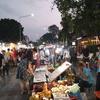 ANAとタイ・スマイルでバンコク経由チェンマイ旅行