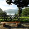 宮ヶ瀬湖往復 83km