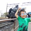 大井川鉄道 SLに乗ったよ~(4歳9カ月)