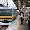 青春18切符で行く! 【電車大回りの旅!】第一弾!