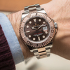 Review OF Rolex Yacht-Master 40 Replica Watch Hands-On