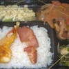 「琉花」の「豚肉しめじ梅肉炒め(日替わり弁当)」300円 #LocalGuides