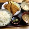 🚩外食日記(224)    宮崎ランチ   「ひっぱりだこ食堂」②より、【アジフライ定食(ランチのみ)】‼️