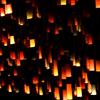 川棚片島竹灯籠まつり2019 温かな平和の灯り