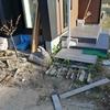 【おハゲDIY】 手作り門柱①