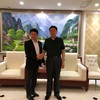 売上2800億の中国企業が提携先を求めています。