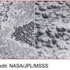"""ザ・サンダーボルツ勝手連    [Mars' South Polar Dark Spots and """"Geysers"""" 火星の南極ダークスポットと「間欠泉」]"""