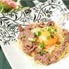 牛こま切れ肉だから美味しい!めんつゆで簡単すき焼き風パスタのレシピ