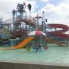 セブ島 親子留学 8歳5歳0歳連れブログ。(スカイウォーターパーク・セブ(SkyWaterpark Cebu)編)