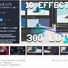 【新作無料アセット】Post Processing Stackの新バージョンV2用の豪華なカスタムエフェクト10種類と、画面のルックを整えるLUT素材が300種類!無限に増やせるLUTブレンドツール付きの優秀なフルスクリーン&カメラエフェクトが登場!「Effects & LUTs」