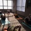 8月の大阪本町 yogaclass