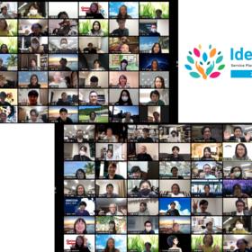 """相互理解とアイデア創出のきっかけを――""""ideathon2020""""を開催!"""