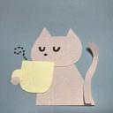 珈琲を飲みたい猫