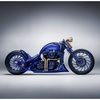 バイク:「Bucherer Harley-Davidson BLUE EDITION」