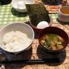 Aさん作・日本の朝ごはん