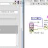 単体計測器の制御 / Service Request方式でステータス報告を行う / 初期設定用のサブviを作る。