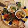 【八丁堀】TRUNK Cafe 前菜をオーダーメイドできる!世界各国の丁寧なお料理が味わえる