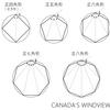 正多角形の性質 - 角の等分