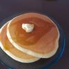早い・簡単・安心・おいしいレシピ 「ホットケーキ」と「人参とツナの炒め物」