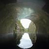 【新潟】清津峡渓谷トンネルにて幻想的な自然とアートを堪能する