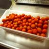 ミニトマトのジャムとピューレ(?)