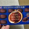 ほろにがココアの香りと余韻 江崎グリコ バンホーテンチョコレート ビター 食べてみました