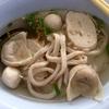 チェンマイ昼麺部 その4 クイッティアオ プラー