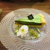 ひさしぶりに美味しいものレポ、御茶ノ水のお茶料理のお店です。