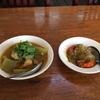 ミャンマーでミャンマー料理を頼むと、どうなるか?
