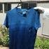 藍染でTシャツをリメイクしてみた
