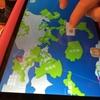 Kindle fire キッズモデルその後…、日本地図パズルに夢中♪