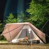 DODヤドカリテントでスカイバレーキャンプ場行ってきた٩(๑>∀<๑)۶ファミリーでグループなキャンプなり(๑´ㅂ`๑)